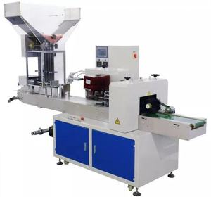multiple packing straw machine